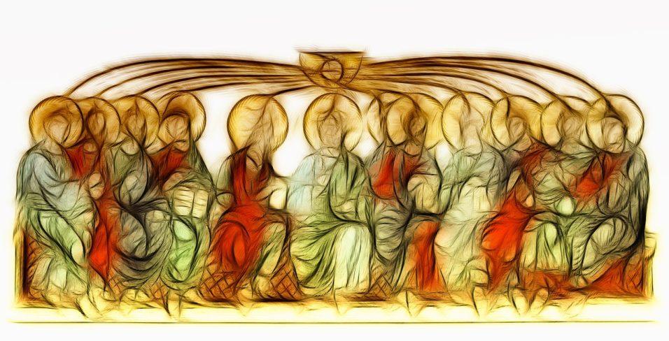 Pünkösd apostolok