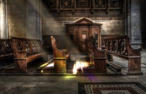 Templomi pad
